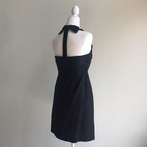 Black Kate Spade Cocktail dress with bow